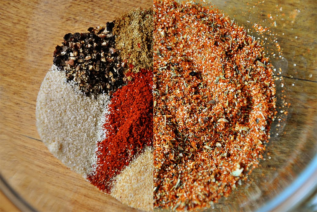 Living Lou: Basic Spice Rub