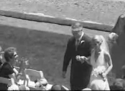 John King Dana Bash wedding May 25, 2008