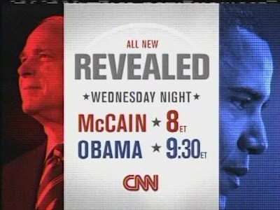McCain & Obama Revealed August 20, 2008 with John King & Suzanne Malveaux
