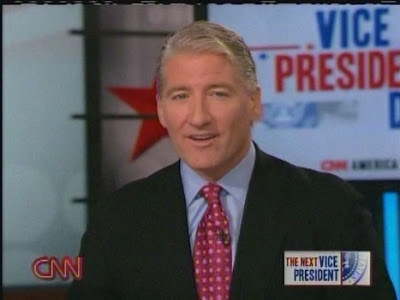 John King CNN VP Debate Analysis October 4, 3008