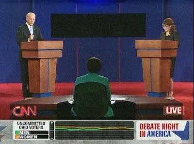 Vice Presidential Debate October 2, 2008 CNN