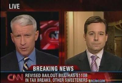 Anderson Cooper CNN AC360 Ed Henry October 1, 2008