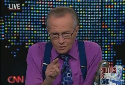 Larry King Live CNN October 23, 2008