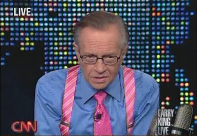 Larry King CNN November 11, 2008