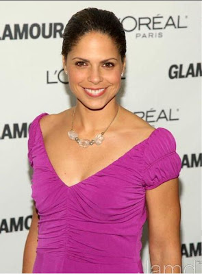 CNN Soledad O'Brien Glamour Women of the Year November 2008