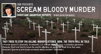 CNN Scream Bloody Murder December 4, 2008