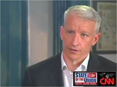 Anderson Cooper CNN State of the Union with John King July 12, 2009