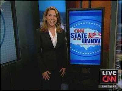 Jessica Yellin CNN State of the Union with John King August 2, 2009