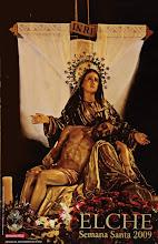 CARTEL SEMANA SANTA DE ELCHE 2009