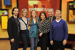 Tanith & Ben on Rachel Ray!