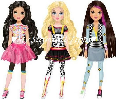 Moxie Girl Fashion Dolls on Stardoll Fashion Styling  Neue Gratis Dolls  Moxie Girlz