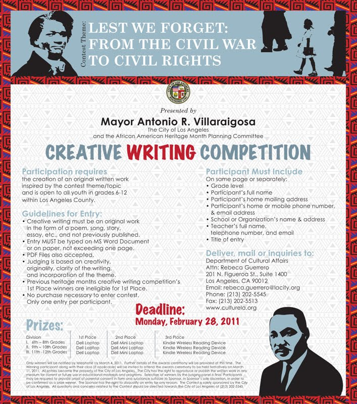 bic creative writing competition 2011 5bic essay help sunday to kill a mockingbird creative writing essay words dissertation report on online shopping mall world bank essay competition 2014.