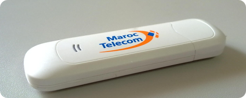 logiciel modem 3g maroc telecom