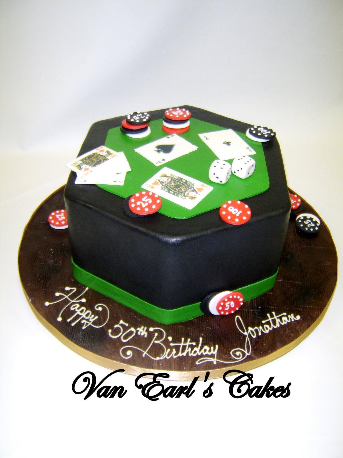 Poker table birthday cakes loose slot machines atlantic city