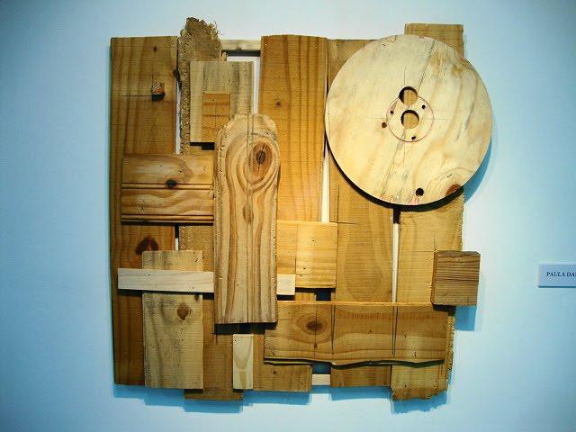Reciclar arte y dise o una forma de reciclado - Reciclaje de maderas usadas ...