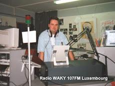 Radio WAKY, 107FM, Luxembourg