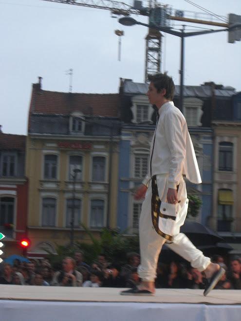 defilé ESMOD 2008