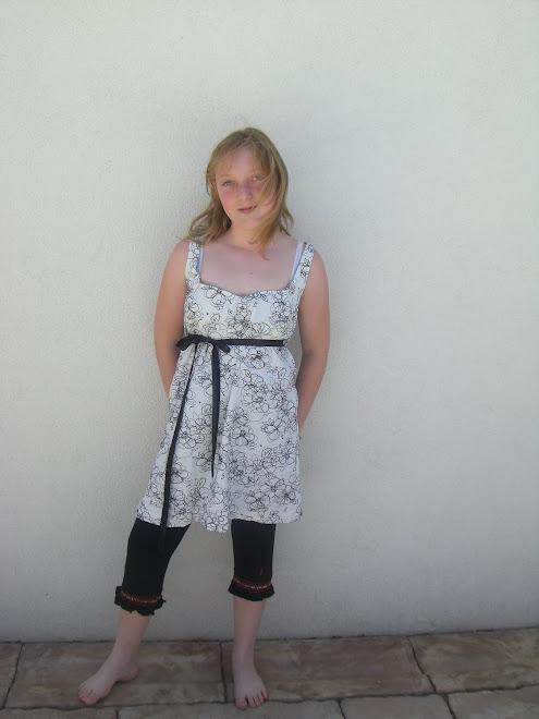 ma robe pour le mariage de violaine (portée par lulu)