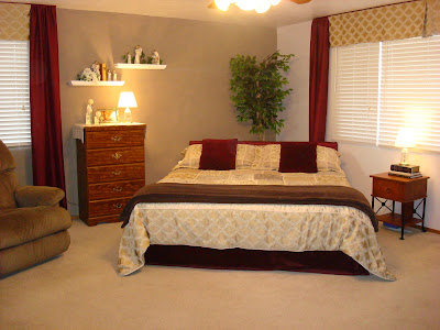 Imaginecozy be brave and arrange your furniture on How to arrange bedroom furniture