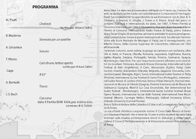 Arturo Tallini - Guitar Improvvisations - Arturo Tallini