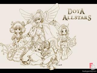 Дота, Warcraft, Dota, фан-арт
