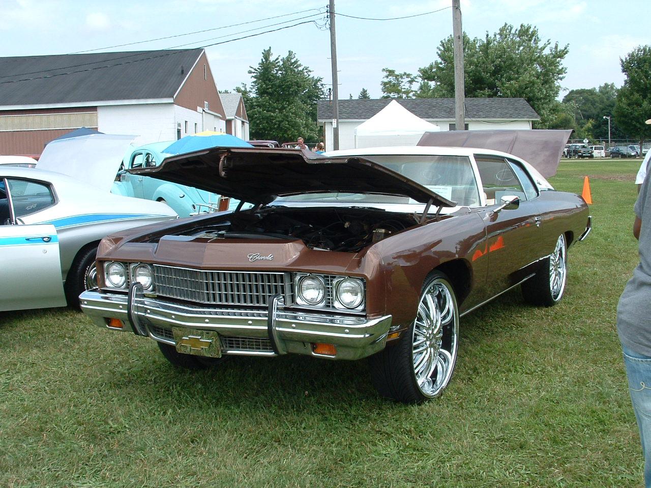 1973 Impala LTZ, no name on