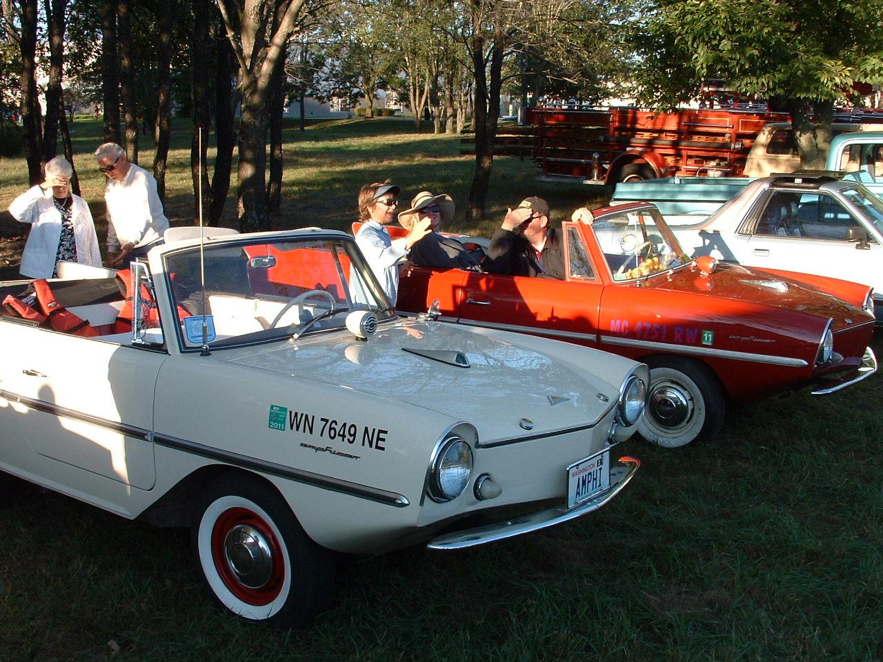 Trendway Benefit Car Show,