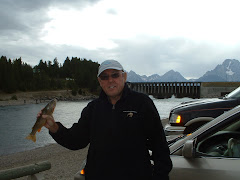 Eric and the Snake River Trout