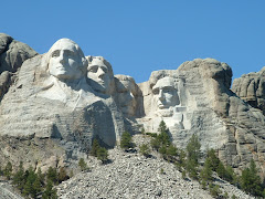 Presidents in Granite