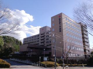 写真:仙台赤十字病院の外観