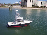 Port Canaveral fishing charter boat Sunrise
