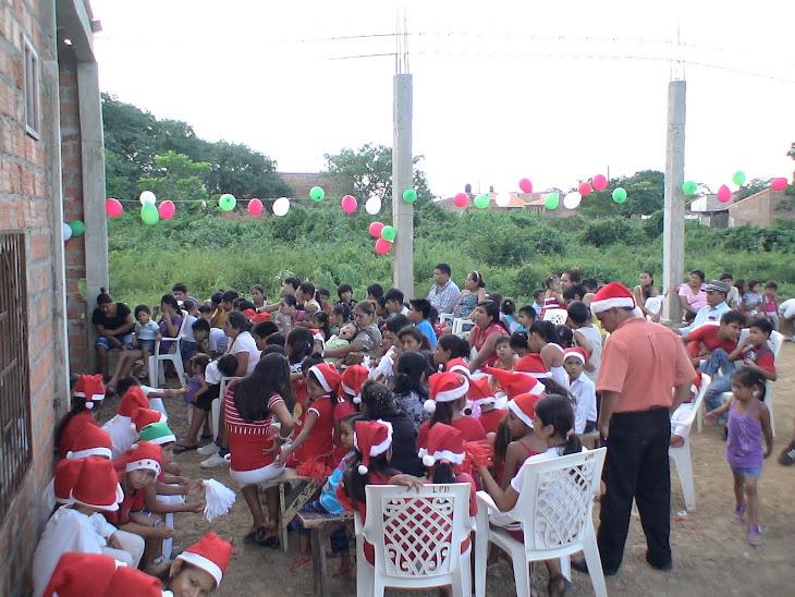 Natal das Crianças na Bolivia
