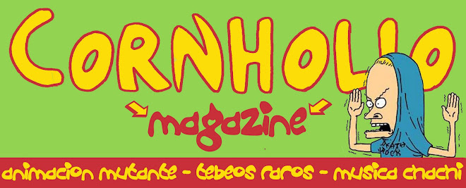 Cornholio magazine