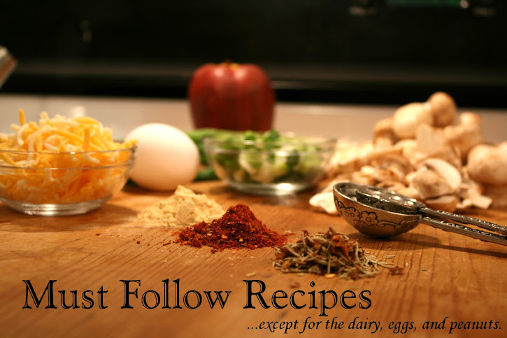 Must Follow Recipes