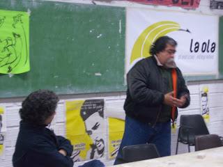 David Veloso, Marcelo Dupleich, La Ola Narración Gráfica