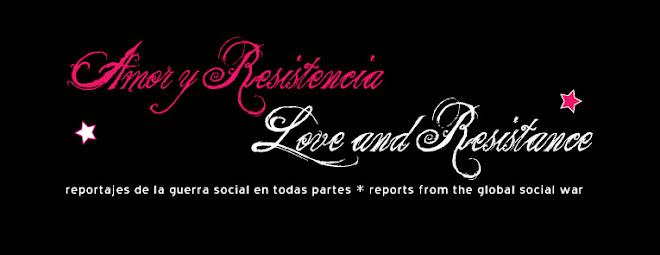 ¡Amor Y Resistencia!