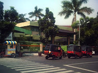 SMP Negeri 12, Kebayoran Baru, Jakarta Selatan