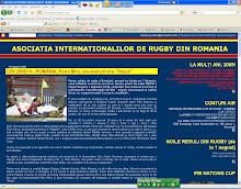 ASOCIAŢIA INTERNAŢIONALILOR DE RUGBY DIN ROMÂNIA