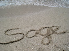 Sage's Name In The Sand