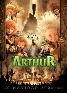 CINE DE TERROR FRANCÉS!! Arthur+minimoys