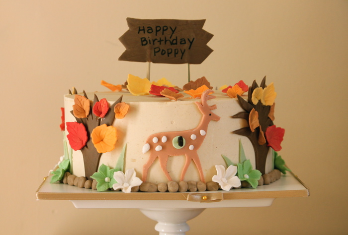 Opening Day Of Deer Hunting Season Birthday Cake The Couture Cakery