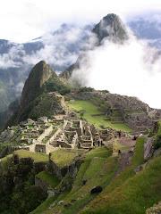 Machupicchu - CUSCO.-PERU.