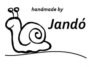 handmade by Jandó