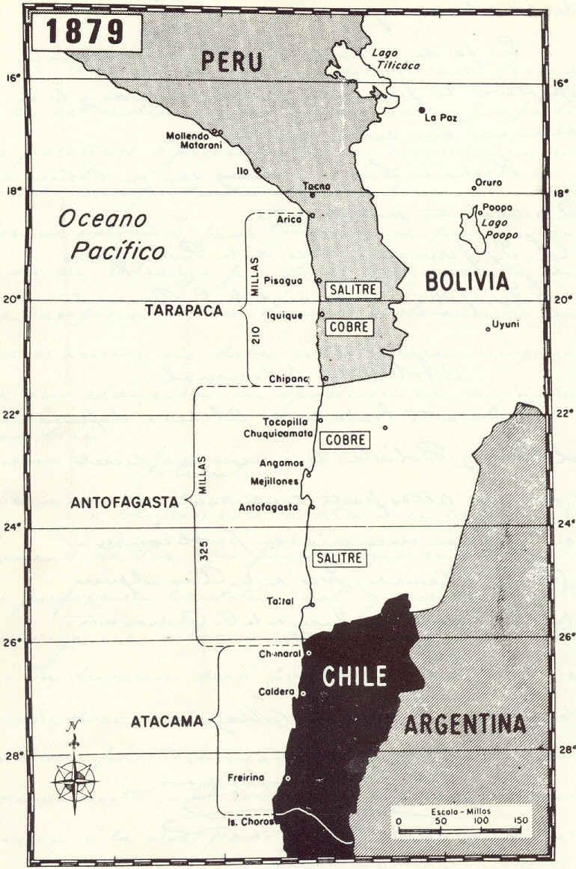 el peru despues de la guerra con chile: