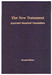 The ANOINTED STANDARD TRANSLATION NEW TESTAMENT