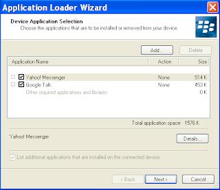 download handheld application loader wizard