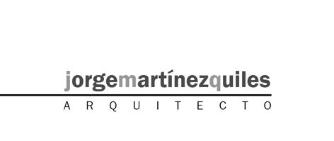 jorge martinez quiles ARQUITECTO