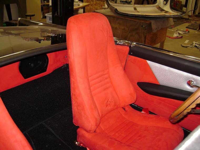 56 T-Bird Seats