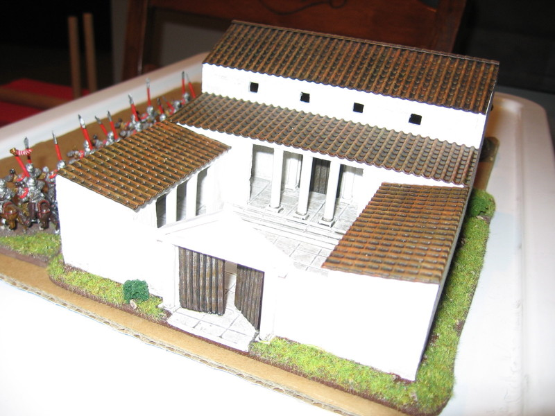 Craig 39 s wargaming blog july 2010 for House models to build