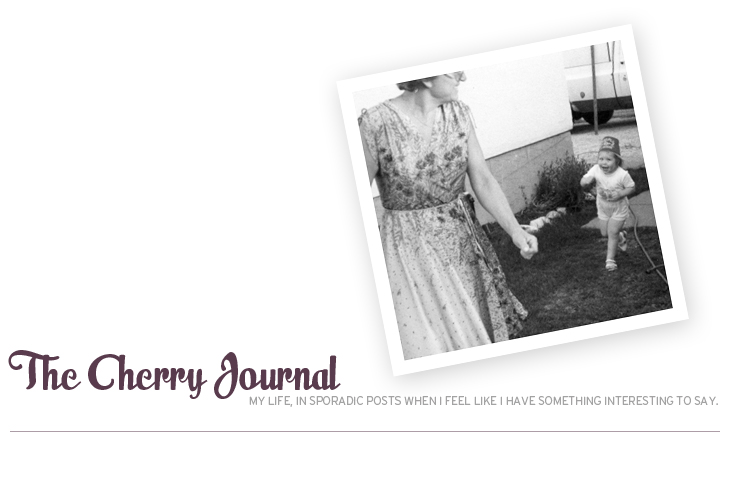 The Cherry Journal
